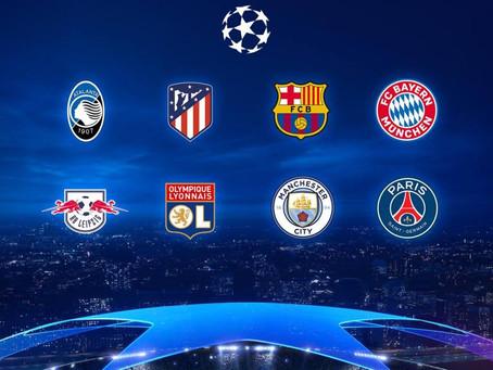 Regresa la Champions: quedaron definidos los últimos calificados a cuartos