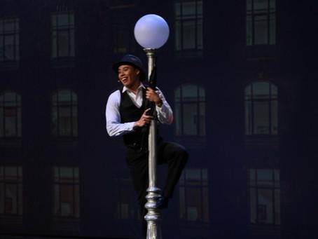 Galería | Bailando Bajo la lluvia: teatro, danza y música.