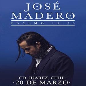 Pepe Madero traerá melancolía a la frontera juarense