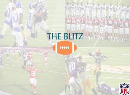 The Blitz, Capítulo I; A pesar de los pesares, inicia la NFL