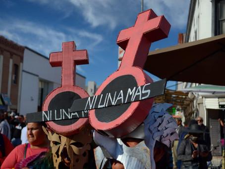 Crónica y Galería | Nacen para hacer historia, Juárez Marcha por Isabel