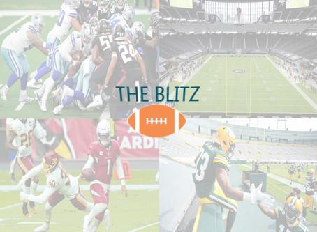 The Blitz, Capítulo II; lesiones y NFL en Las Vegas