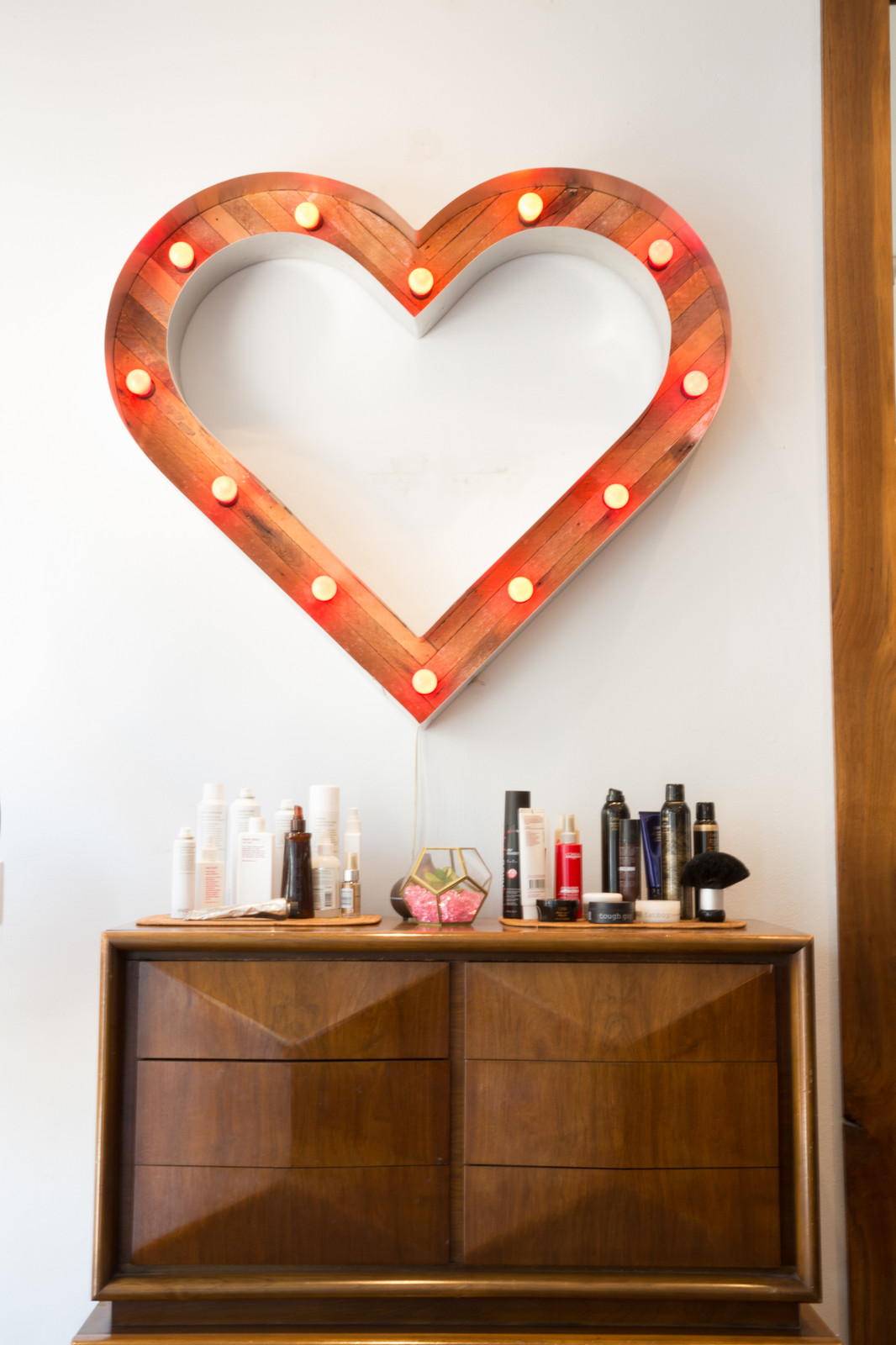The Powder Room La Hair Salon Silverlake Los Angeles
