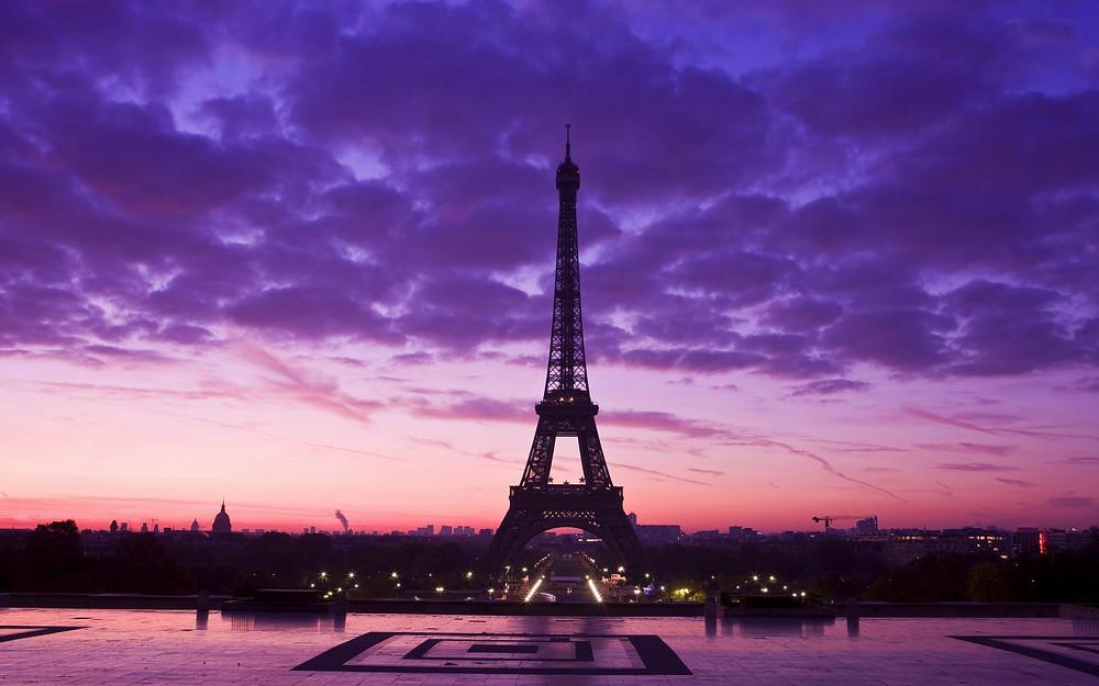 Paris La Ville De L Amour Et Des Reves