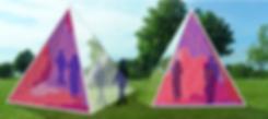Pixilpop Pyramid