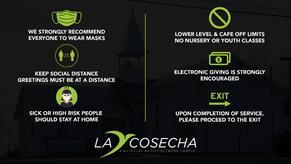 COVID Procedures   Procedimientos de COVID