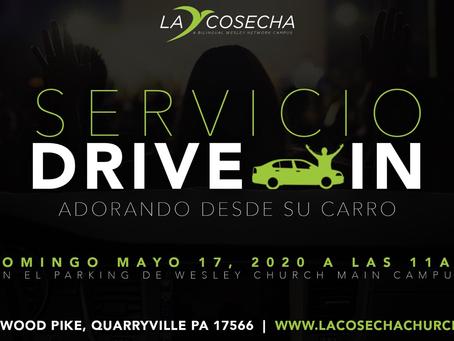 Servicio Drive-In