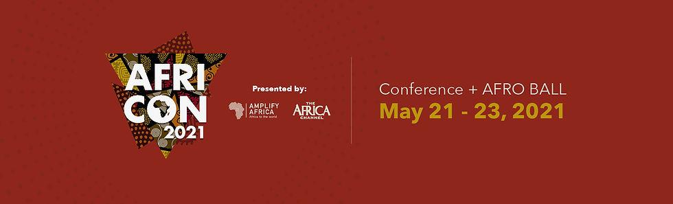 AFRICON + AFRO BALL 2021_Website Banner