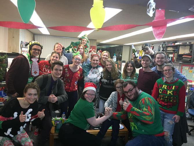 Holiday Lock-In