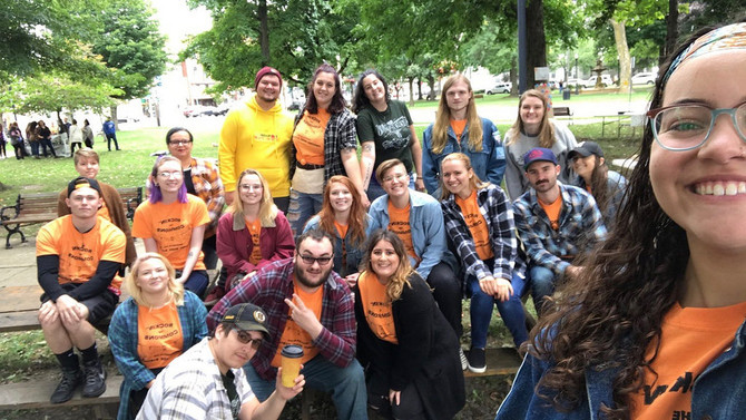 Rockin' The Commons 2018