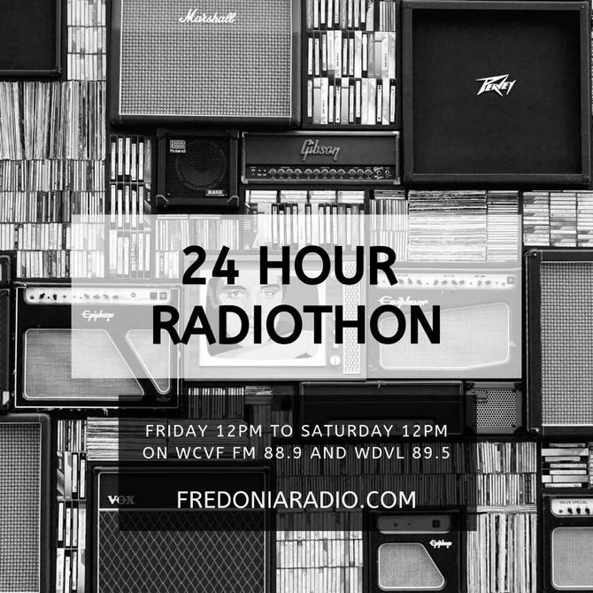 24 Hour Radiothon