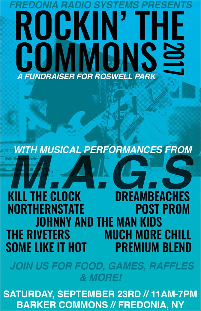 Rockin' The Commons 2017