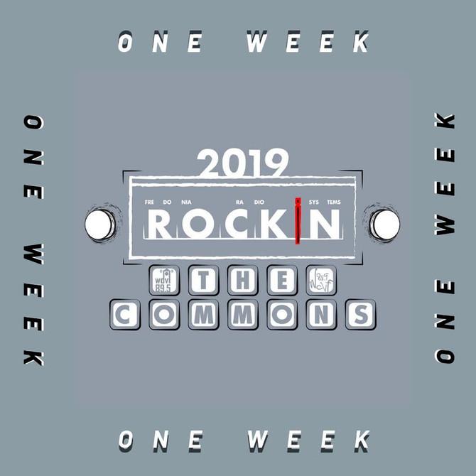 RTC 2019: 1 Week Away