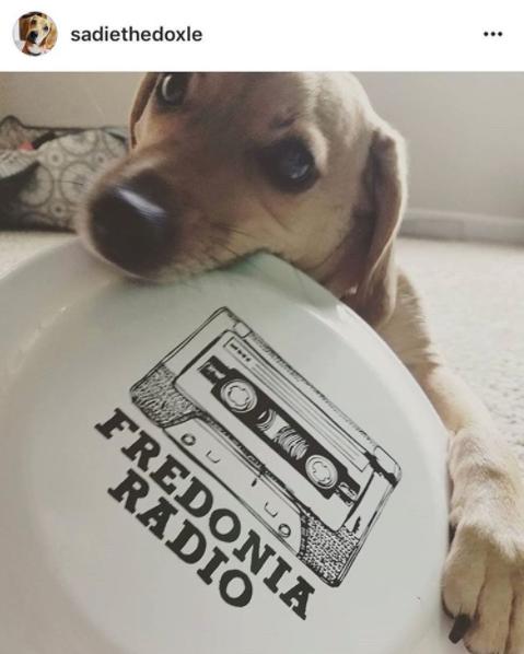 Even Dogs Love Fredonia Radio!