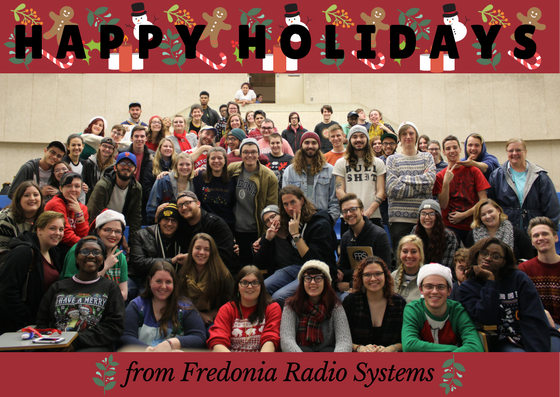 From Our Radio Family to Your's