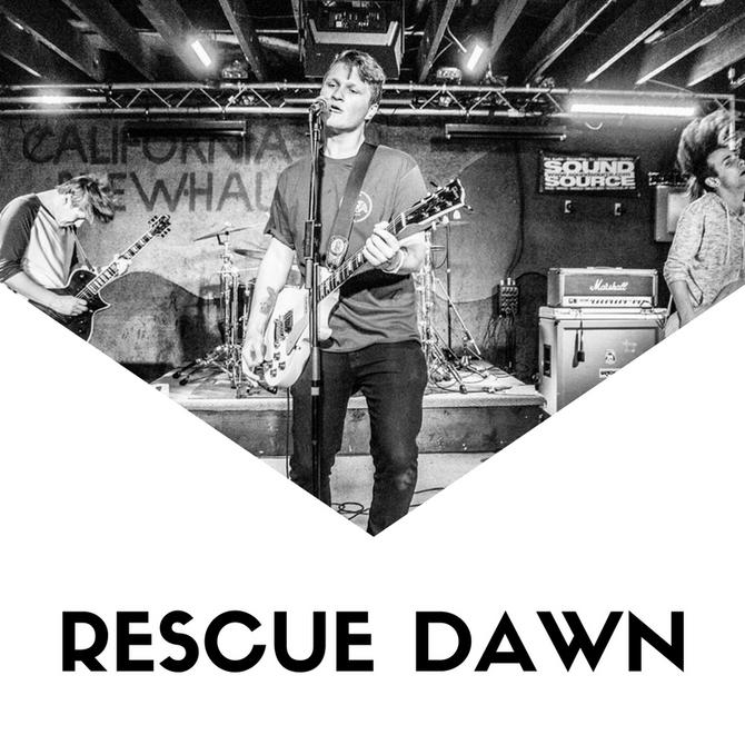 RTC Music Spotlight: Rescue Dawn