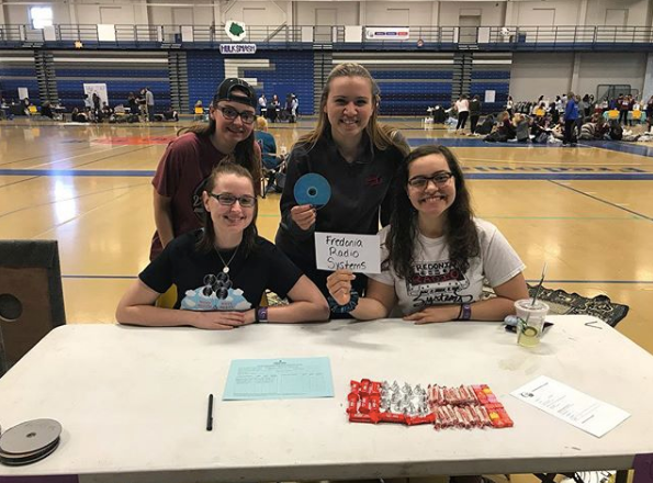 FRS takes on Relay For Life!