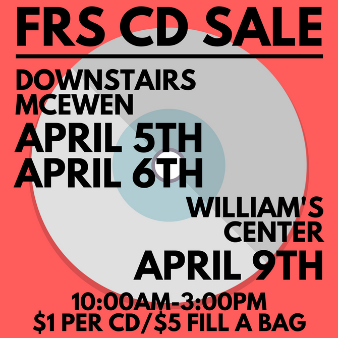 Three CD Sales! No Way!