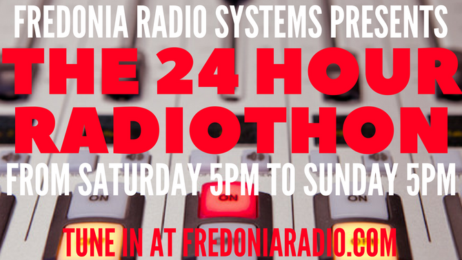 FRS's 24 Hour Radiothon!