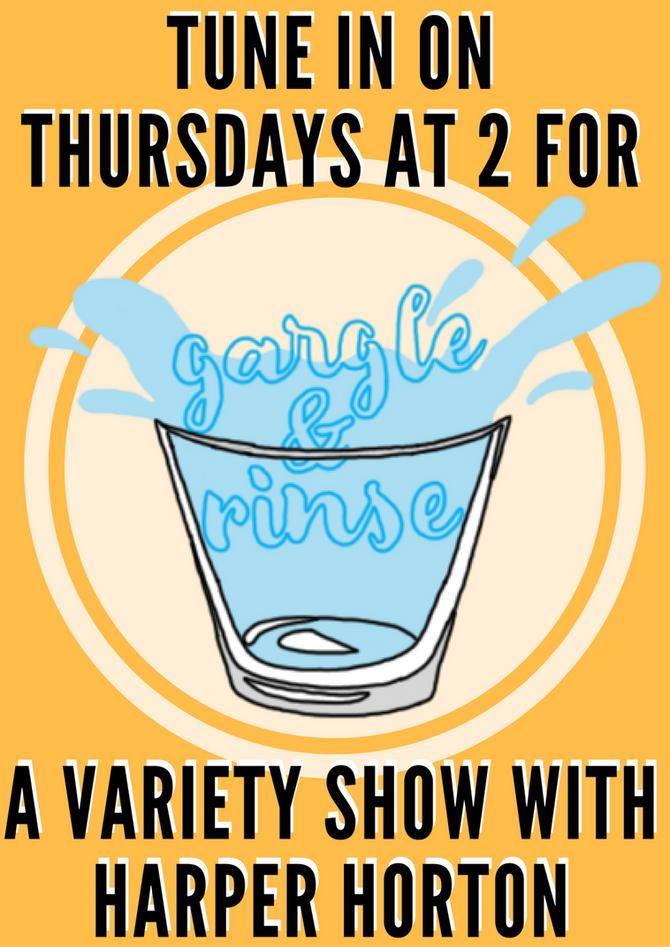 Show Spotlight: Gargle & Rinse