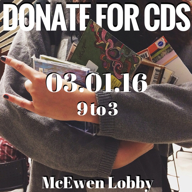 Donate For CDS Event!