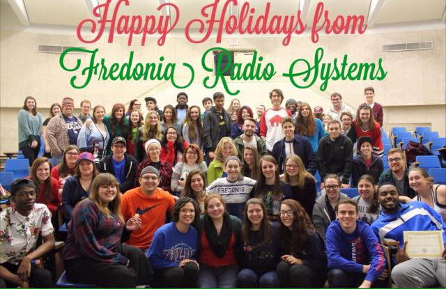 Happy Holidays from Us to You!