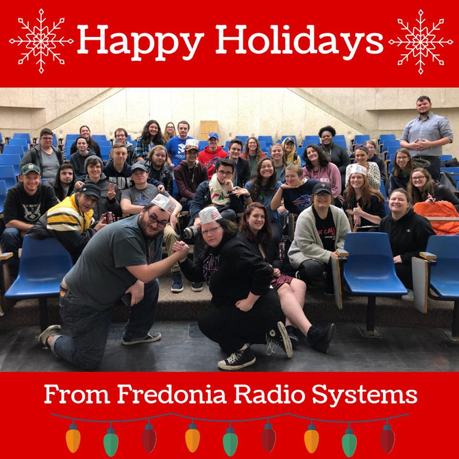 Happy Holidays From FRS