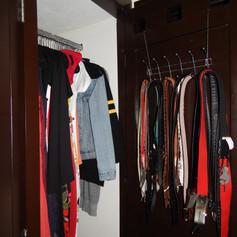 Organización de closet