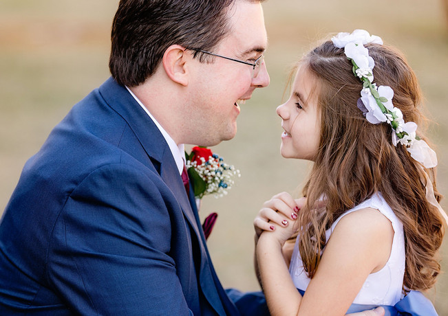 Krystal + Arron Wedding