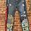 Thumbnail: Mellibellished Boyfriend Jeans