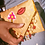 Thumbnail: Mini Gold Clutch with Beads
