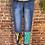 Thumbnail: Mellibellished Skinny Jeans (ankle)