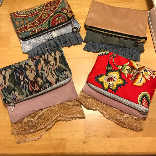 Hand Made Clutch Bags