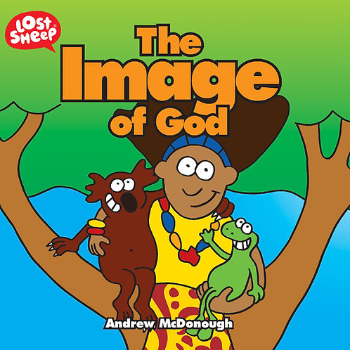 Lost Sheep - The Image of God