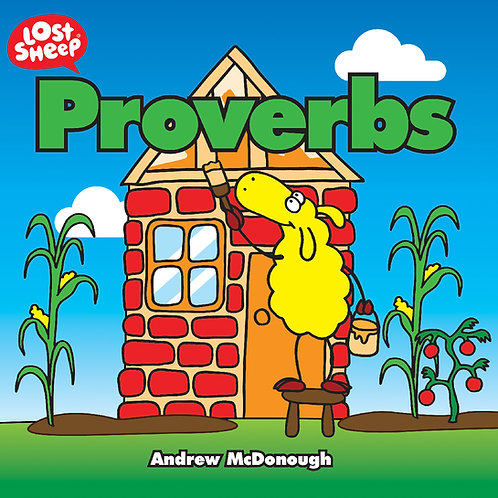 Lost Sheep - Proverbs