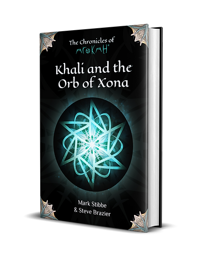 Khali and the Orb of Xona HB.png