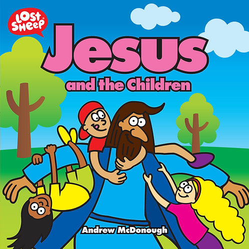 Lost Sheep - Jesus and the Children