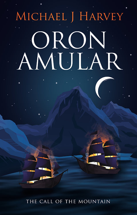 Oron Amular - The Call of the Mountain