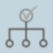 ikona wielokanałowa obsługa zamówień
