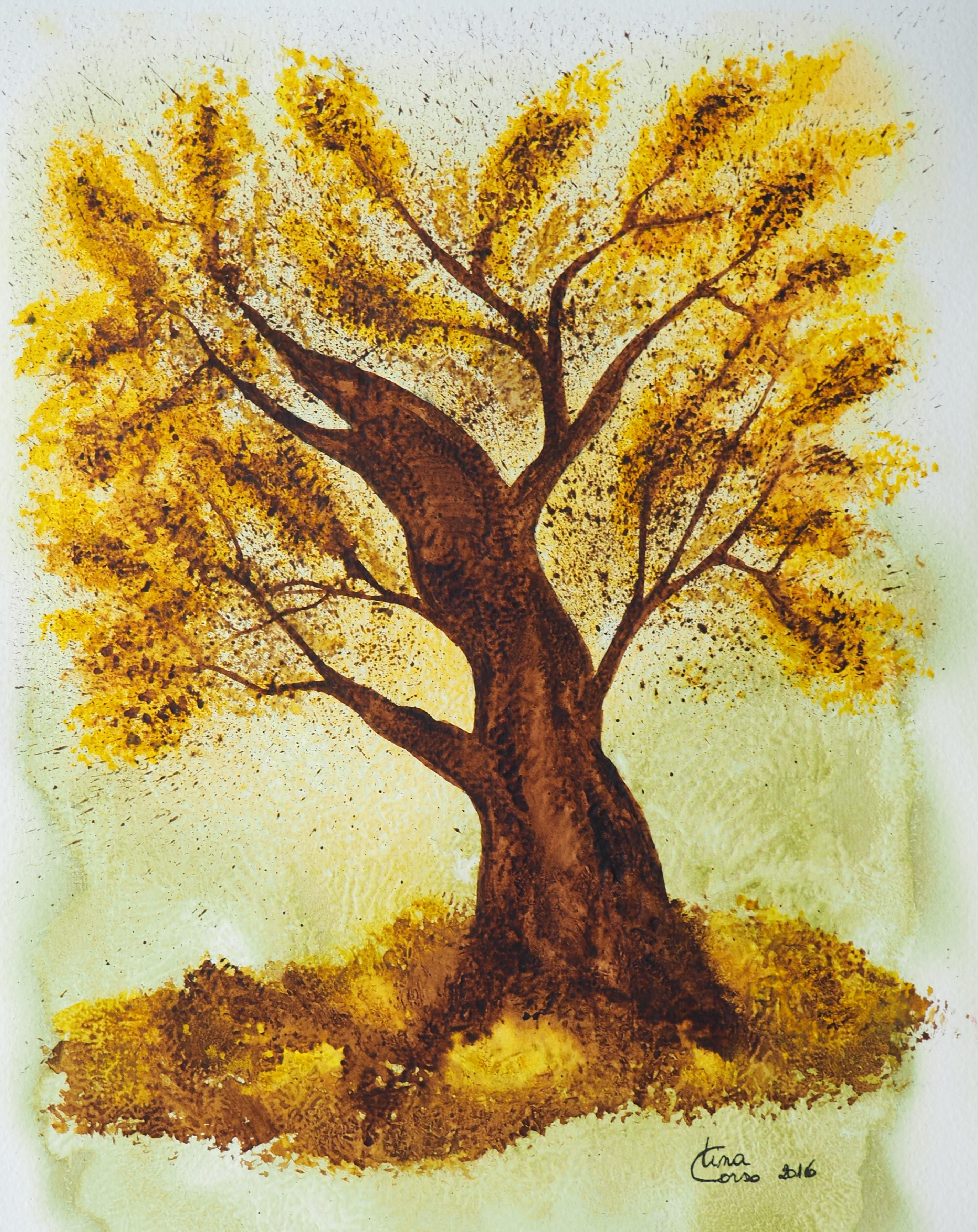 Automne jaune
