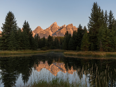 Reflections in a Yellowstone river.jpg