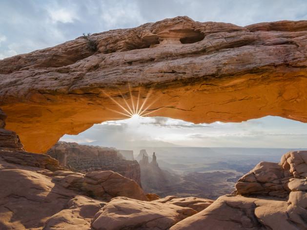 Sunburst through Mesa Arch, Utah.jpg