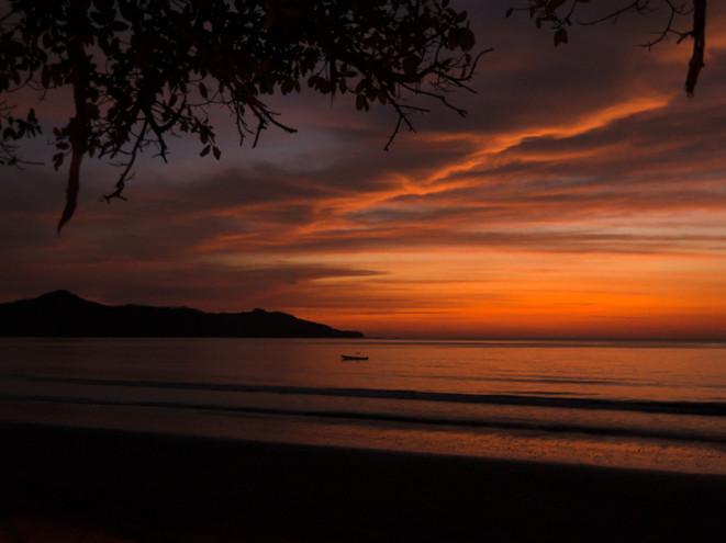 The last of the light, Costa Rica