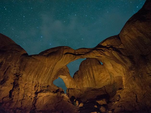 Double Arch illuminated by torch.jpg