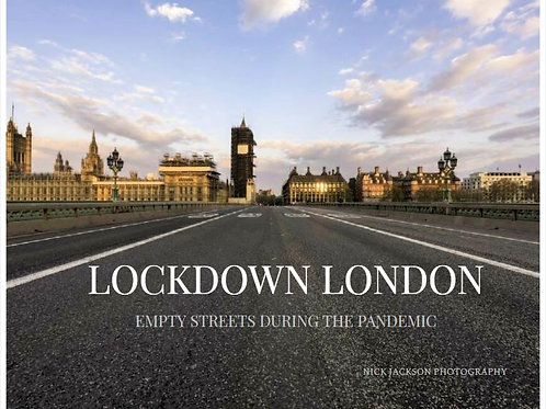 Lockdown London book