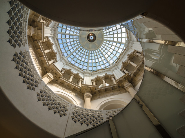 The Tate Britain staircase