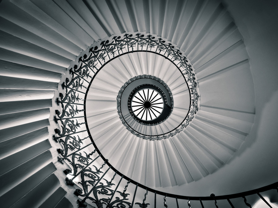 The Tulip Staircase, Greenwich