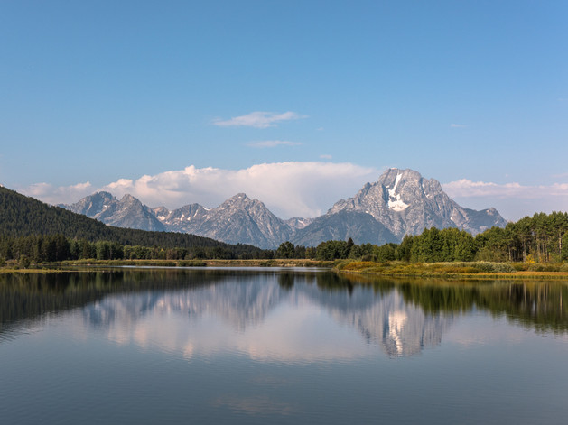 Reflections in Yellowstone Lake.jpg