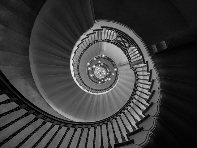 Heals Staircase, London