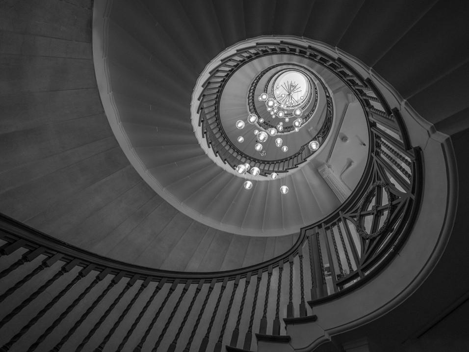 Heals Staircase, London